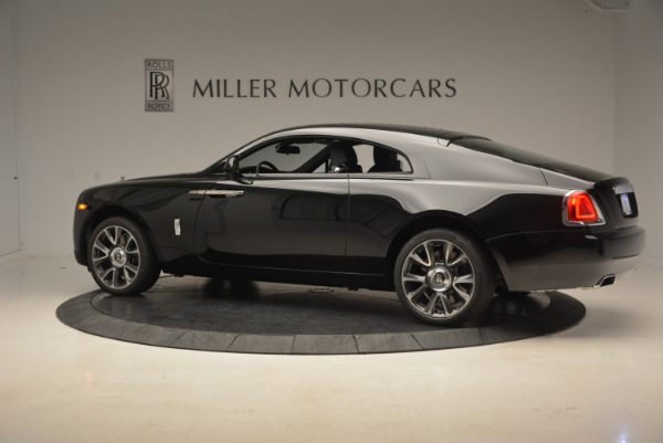 New 2018 Rolls-Royce Wraith for sale Sold at Maserati of Greenwich in Greenwich CT 06830 4
