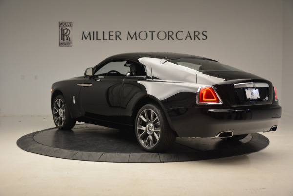 New 2018 Rolls-Royce Wraith for sale Sold at Maserati of Greenwich in Greenwich CT 06830 5