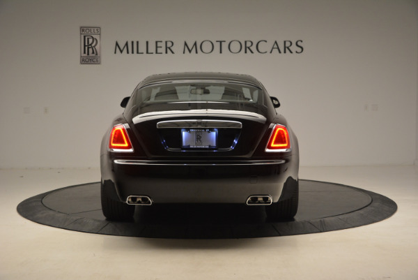 New 2018 Rolls-Royce Wraith for sale Sold at Maserati of Greenwich in Greenwich CT 06830 6
