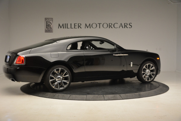 New 2018 Rolls-Royce Wraith for sale Sold at Maserati of Greenwich in Greenwich CT 06830 8