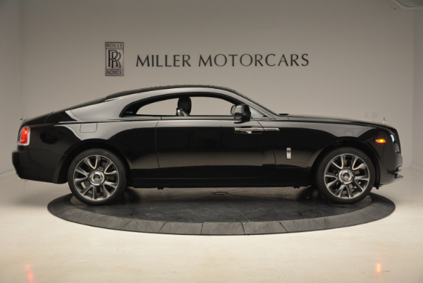 New 2018 Rolls-Royce Wraith for sale Sold at Maserati of Greenwich in Greenwich CT 06830 9