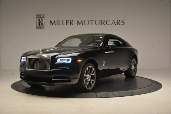 New 2018 Rolls-Royce Wraith for sale Sold at Maserati of Greenwich in Greenwich CT 06830 1