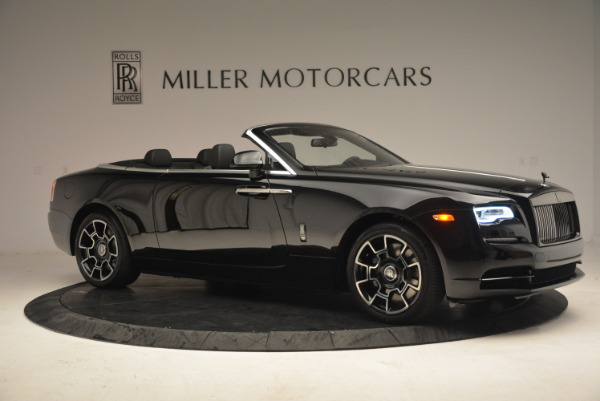 New 2018 Rolls-Royce Dawn Black Badge for sale Sold at Maserati of Greenwich in Greenwich CT 06830 10