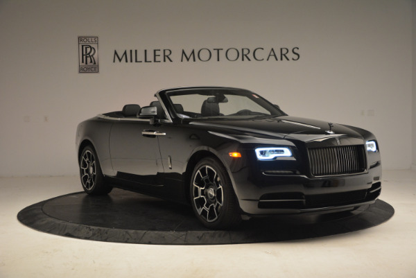 New 2018 Rolls-Royce Dawn Black Badge for sale Sold at Maserati of Greenwich in Greenwich CT 06830 11