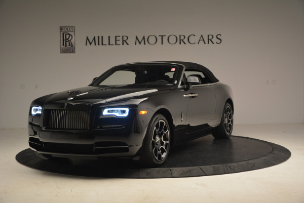 New 2018 Rolls-Royce Dawn Black Badge for sale Sold at Maserati of Greenwich in Greenwich CT 06830 13
