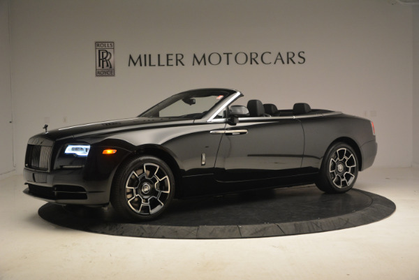 New 2018 Rolls-Royce Dawn Black Badge for sale Sold at Maserati of Greenwich in Greenwich CT 06830 2