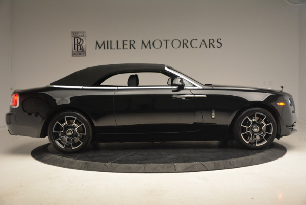 New 2018 Rolls-Royce Dawn Black Badge for sale Sold at Maserati of Greenwich in Greenwich CT 06830 21