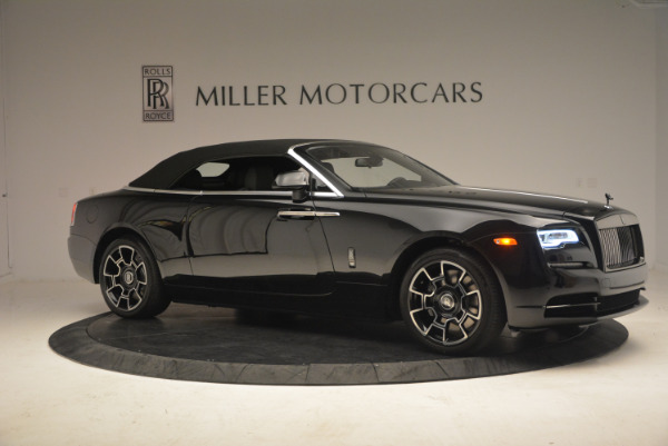New 2018 Rolls-Royce Dawn Black Badge for sale Sold at Maserati of Greenwich in Greenwich CT 06830 22