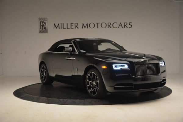 New 2018 Rolls-Royce Dawn Black Badge for sale Sold at Maserati of Greenwich in Greenwich CT 06830 23