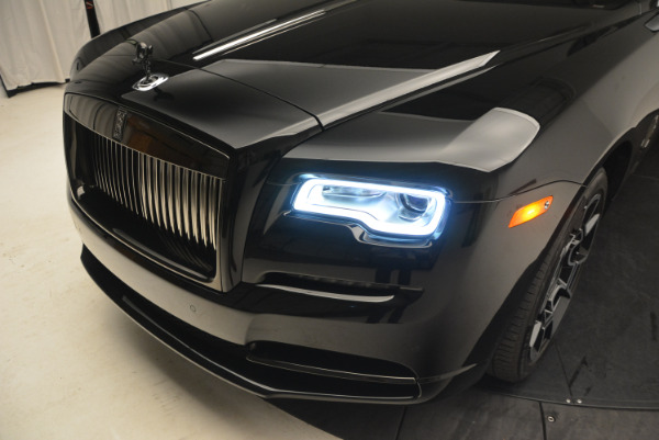 New 2018 Rolls-Royce Dawn Black Badge for sale Sold at Maserati of Greenwich in Greenwich CT 06830 27