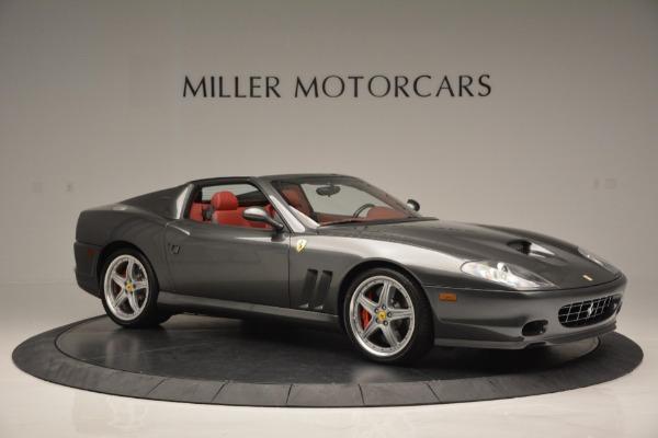 Used 2005 Ferrari Superamerica for sale $349,900 at Maserati of Greenwich in Greenwich CT 06830 10