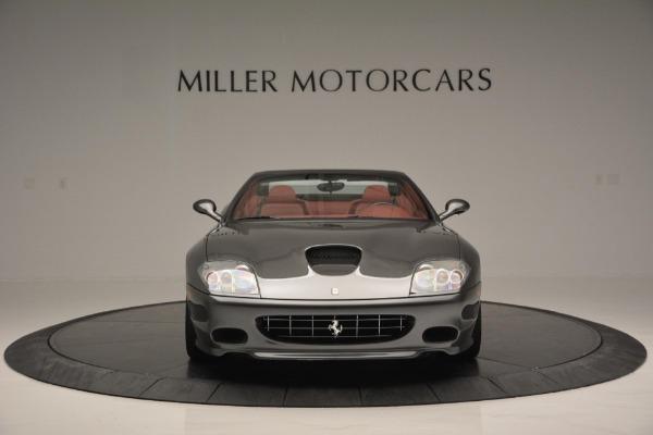 Used 2005 Ferrari Superamerica for sale $349,900 at Maserati of Greenwich in Greenwich CT 06830 12