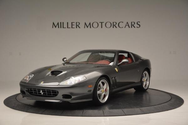 Used 2005 Ferrari Superamerica for sale $349,900 at Maserati of Greenwich in Greenwich CT 06830 13