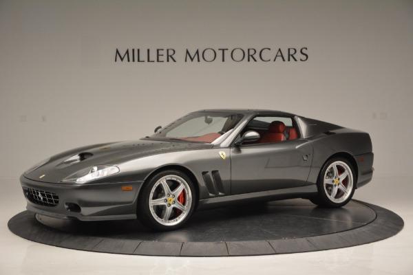Used 2005 Ferrari Superamerica for sale $349,900 at Maserati of Greenwich in Greenwich CT 06830 14