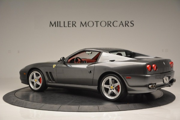 Used 2005 Ferrari Superamerica for sale $349,900 at Maserati of Greenwich in Greenwich CT 06830 16