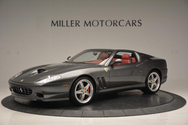 Used 2005 Ferrari Superamerica for sale $349,900 at Maserati of Greenwich in Greenwich CT 06830 2
