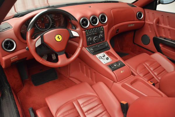 Used 2005 Ferrari Superamerica for sale $349,900 at Maserati of Greenwich in Greenwich CT 06830 25