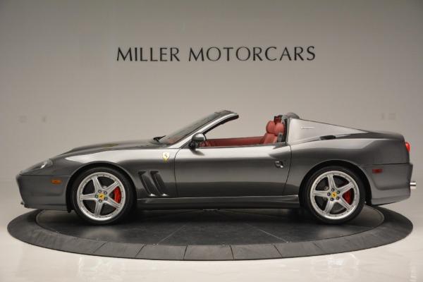Used 2005 Ferrari Superamerica for sale $349,900 at Maserati of Greenwich in Greenwich CT 06830 3