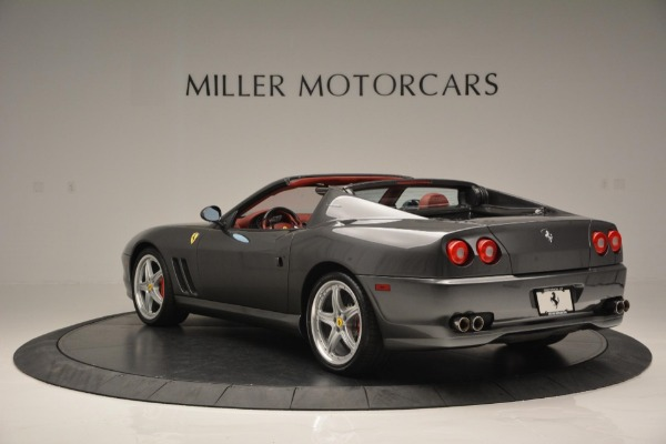 Used 2005 Ferrari Superamerica for sale $349,900 at Maserati of Greenwich in Greenwich CT 06830 5