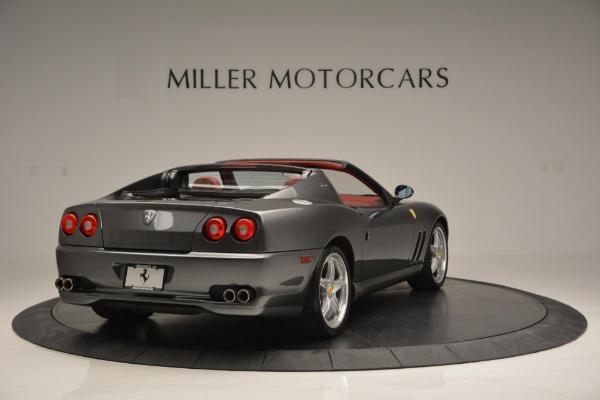 Used 2005 Ferrari Superamerica for sale $349,900 at Maserati of Greenwich in Greenwich CT 06830 7