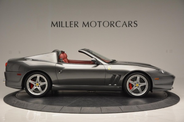 Used 2005 Ferrari Superamerica for sale $349,900 at Maserati of Greenwich in Greenwich CT 06830 9