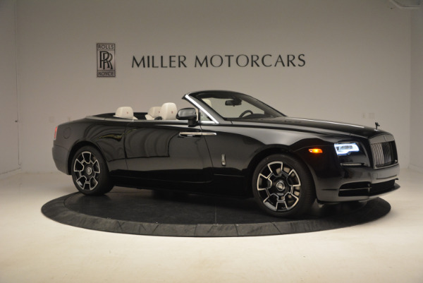 Used 2018 Rolls-Royce Dawn Black Badge for sale Sold at Maserati of Greenwich in Greenwich CT 06830 10