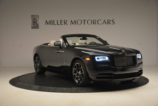 Used 2018 Rolls-Royce Dawn Black Badge for sale Sold at Maserati of Greenwich in Greenwich CT 06830 11