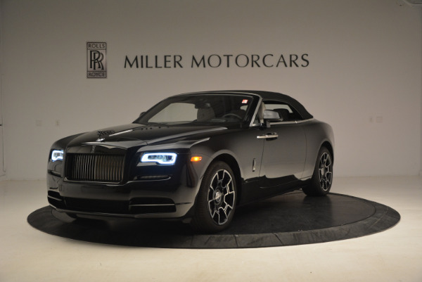 Used 2018 Rolls-Royce Dawn Black Badge for sale Sold at Maserati of Greenwich in Greenwich CT 06830 14