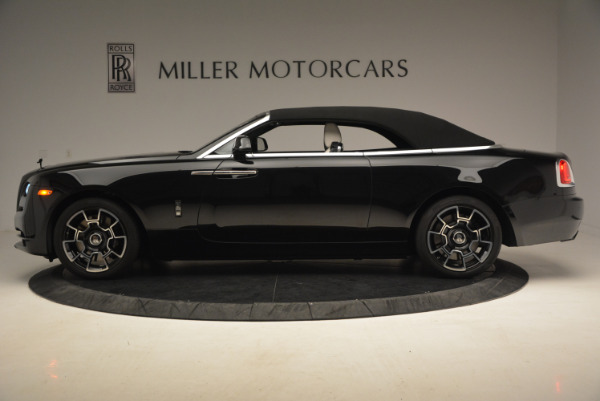 New 2018 Rolls-Royce Dawn Black Badge for sale Sold at Maserati of Greenwich in Greenwich CT 06830 16