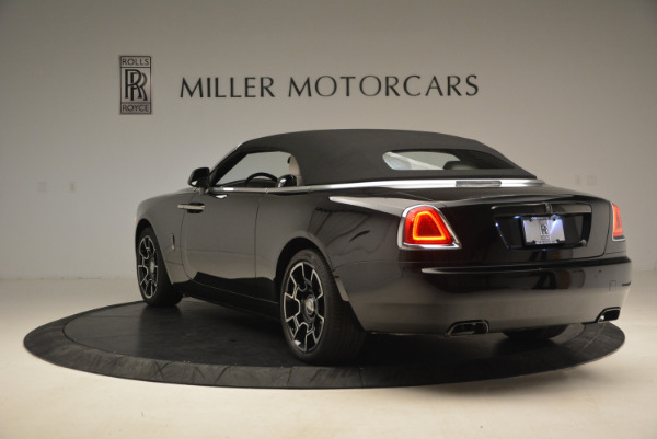 New 2018 Rolls-Royce Dawn Black Badge for sale Sold at Maserati of Greenwich in Greenwich CT 06830 18