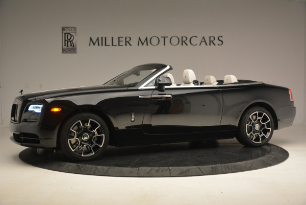 Used 2018 Rolls-Royce Dawn Black Badge for sale Sold at Maserati of Greenwich in Greenwich CT 06830 2