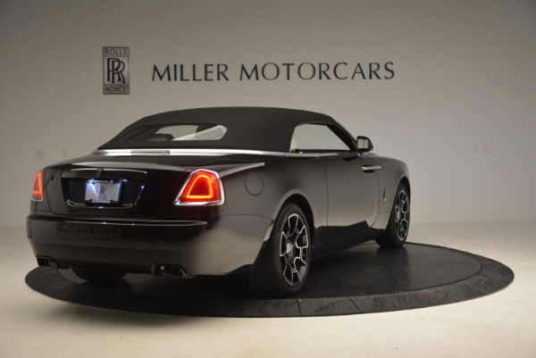 New 2018 Rolls-Royce Dawn Black Badge for sale Sold at Maserati of Greenwich in Greenwich CT 06830 20