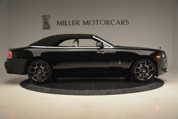 Used 2018 Rolls-Royce Dawn Black Badge for sale Sold at Maserati of Greenwich in Greenwich CT 06830 22