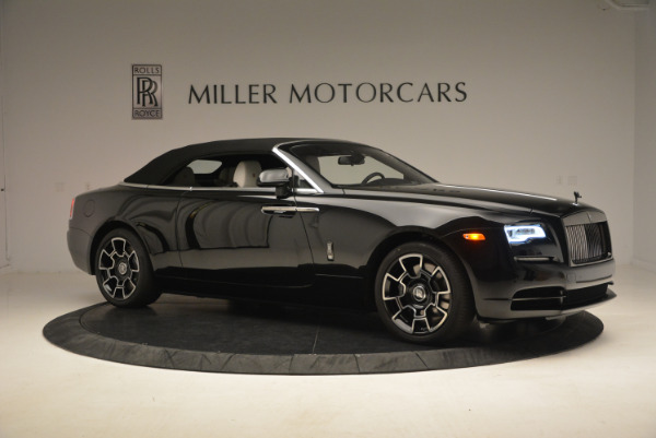 Used 2018 Rolls-Royce Dawn Black Badge for sale Sold at Maserati of Greenwich in Greenwich CT 06830 23