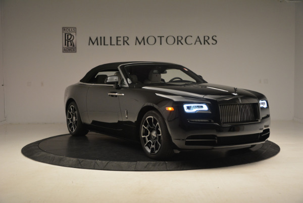 New 2018 Rolls-Royce Dawn Black Badge for sale Sold at Maserati of Greenwich in Greenwich CT 06830 24