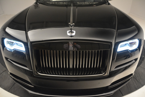 Used 2018 Rolls-Royce Dawn Black Badge for sale Sold at Maserati of Greenwich in Greenwich CT 06830 26