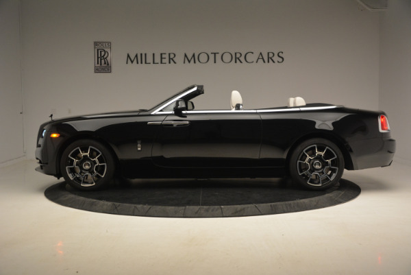 Used 2018 Rolls-Royce Dawn Black Badge for sale Sold at Maserati of Greenwich in Greenwich CT 06830 3