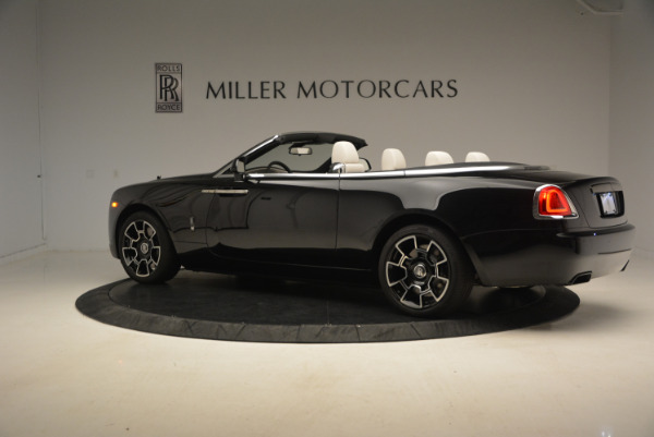 Used 2018 Rolls-Royce Dawn Black Badge for sale Sold at Maserati of Greenwich in Greenwich CT 06830 4