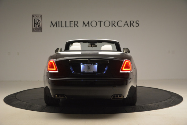 Used 2018 Rolls-Royce Dawn Black Badge for sale Sold at Maserati of Greenwich in Greenwich CT 06830 6