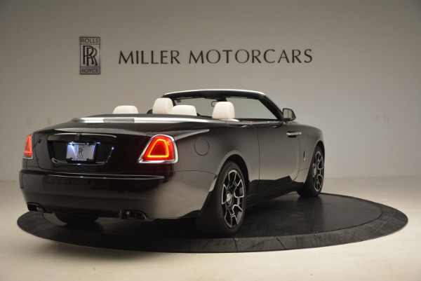 New 2018 Rolls-Royce Dawn Black Badge for sale Sold at Maserati of Greenwich in Greenwich CT 06830 7