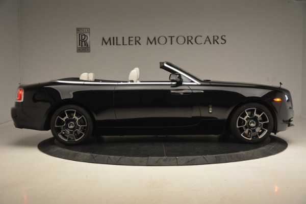 Used 2018 Rolls-Royce Dawn Black Badge for sale Sold at Maserati of Greenwich in Greenwich CT 06830 9