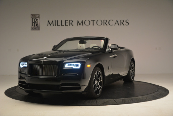Used 2018 Rolls-Royce Dawn Black Badge for sale Sold at Maserati of Greenwich in Greenwich CT 06830 1
