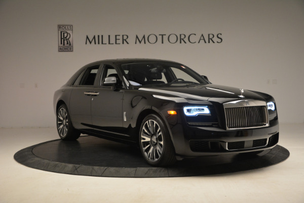 New 2018 Rolls-Royce Ghost for sale Sold at Maserati of Greenwich in Greenwich CT 06830 13