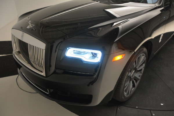 New 2018 Rolls-Royce Ghost for sale Sold at Maserati of Greenwich in Greenwich CT 06830 17