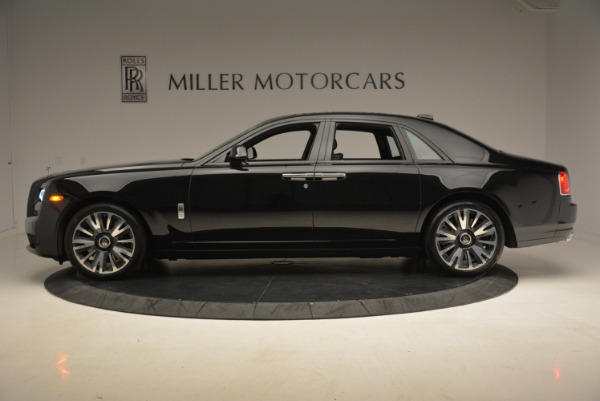 New 2018 Rolls-Royce Ghost for sale Sold at Maserati of Greenwich in Greenwich CT 06830 3