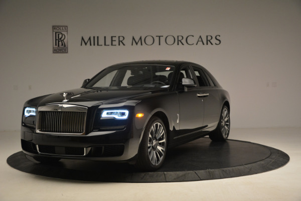 New 2018 Rolls-Royce Ghost for sale Sold at Maserati of Greenwich in Greenwich CT 06830 1