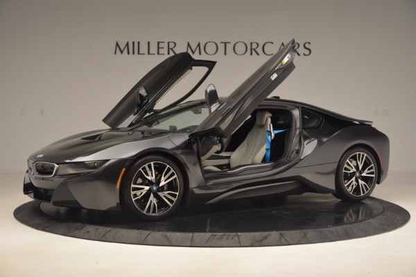 Used 2014 BMW i8 for sale Sold at Maserati of Greenwich in Greenwich CT 06830 14