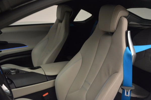 Used 2014 BMW i8 for sale Sold at Maserati of Greenwich in Greenwich CT 06830 19