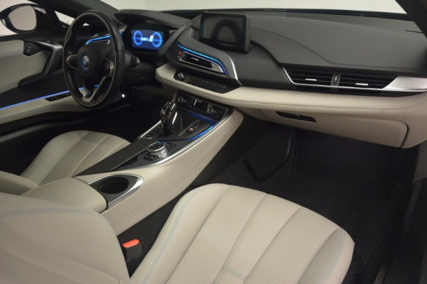 Used 2014 BMW i8 for sale Sold at Maserati of Greenwich in Greenwich CT 06830 20