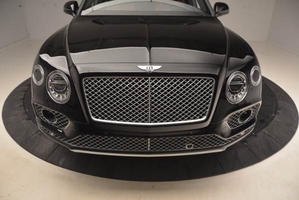 New 2018 Bentley Bentayga Activity Edition-Now with seating for 7!!! for sale Sold at Maserati of Greenwich in Greenwich CT 06830 13